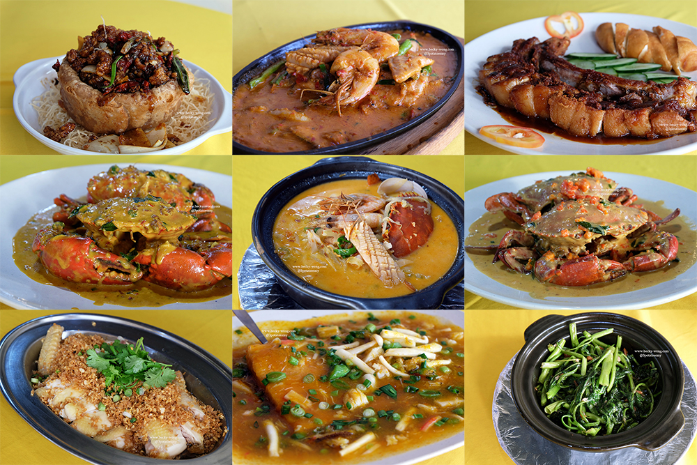 Ocean Seafood Restaurant Puchong Heaven For Seafood