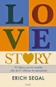 Love Story, de Erich Segal.
