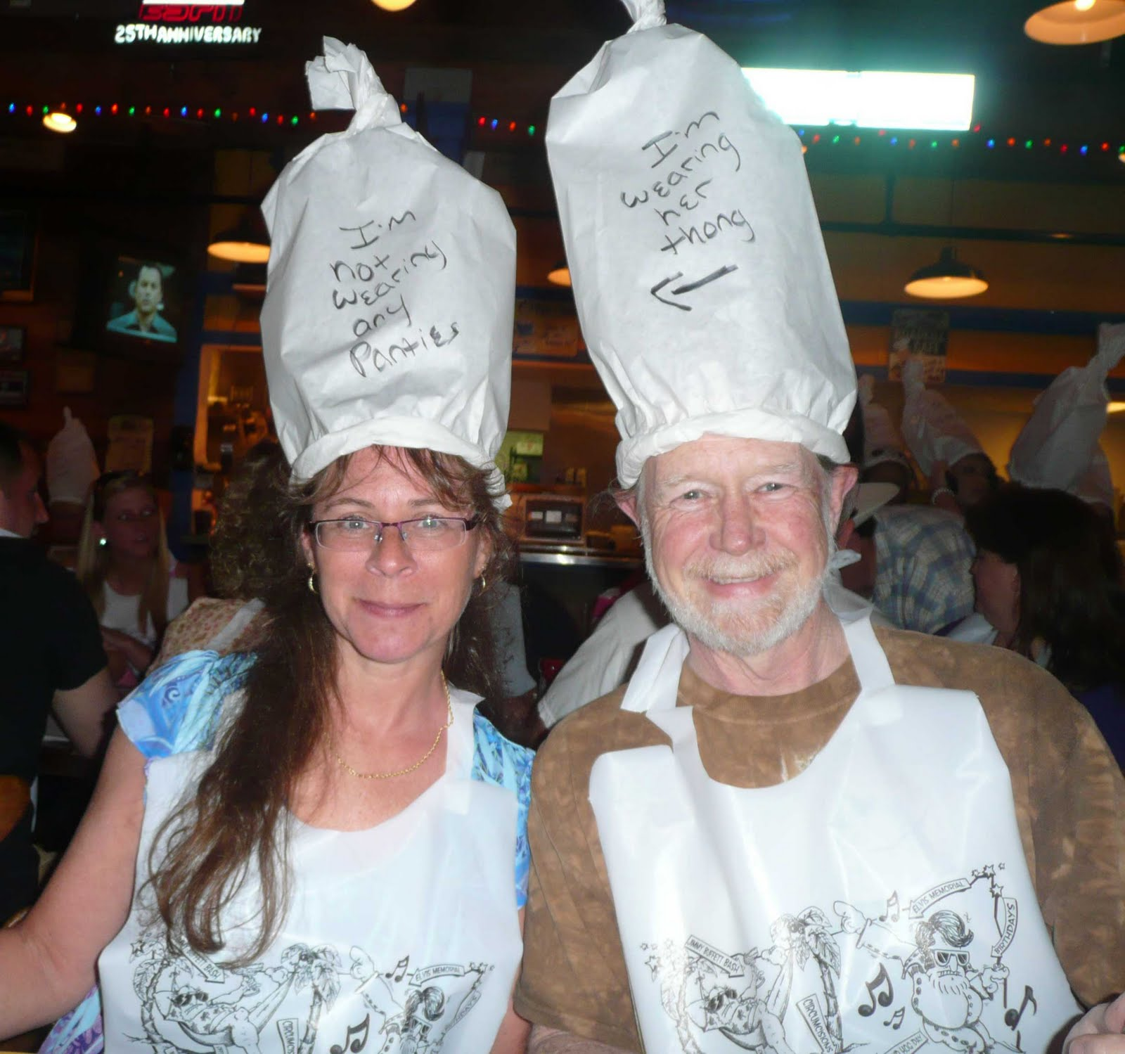 Despising Kidney Cancer: Dick's Last Resort