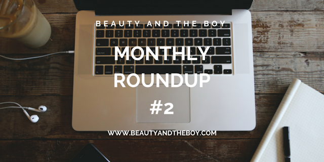 Beauty and the Boy Monthly Roundup #2
