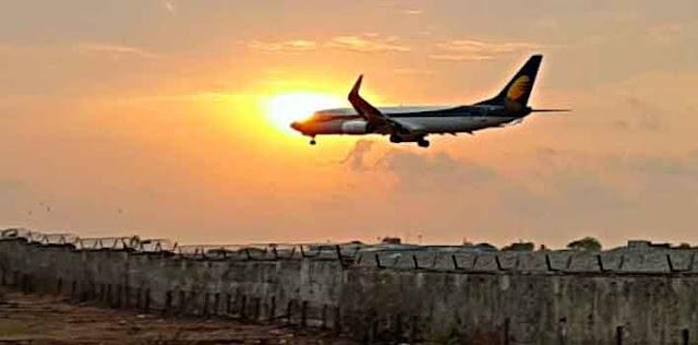 विमानों की उड़ान में एहतियात बरतने की ताकीद