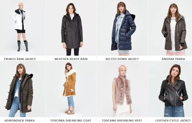 Women's UGG Outerwear