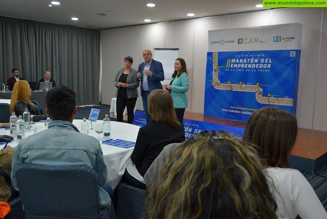 El Cabildo promueve la emprendeduría con unas jornadas intensivas de ponencias impartidas por expertos