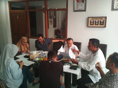 PWI Lampung Matangkan Pelaksanaan Ujian Kompetensi Wartawan (UKW) Angkatan XVIII