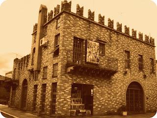 Casa di Romeo, na Via Gênova, em Serafina Correa