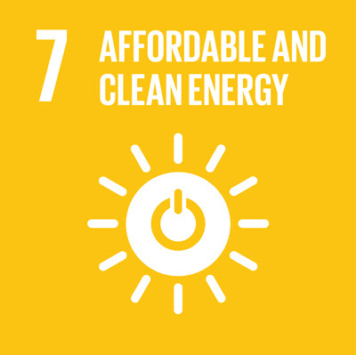 Sustainable Development Goal 7: Ensure access to affordable, reliable, sustainable and modern energy for all