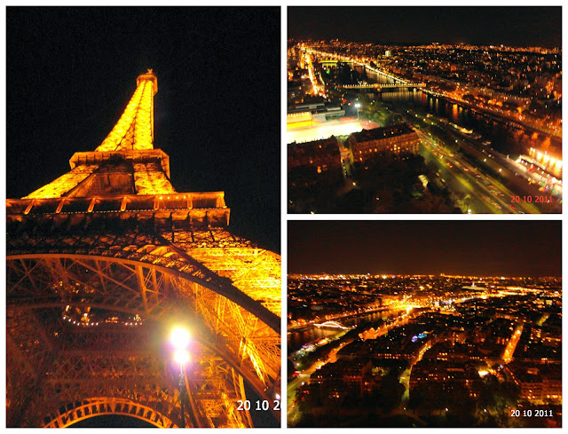 Roteiro para 7 dias em Paris - Torre Eiffel
