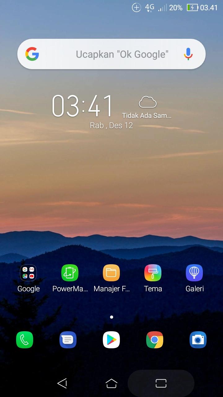 Custom ROM The New Generation Of Asus Zenfone 3 Max Zc520tl