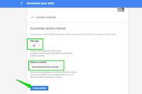 download gmail untuk dilihat secara offline
