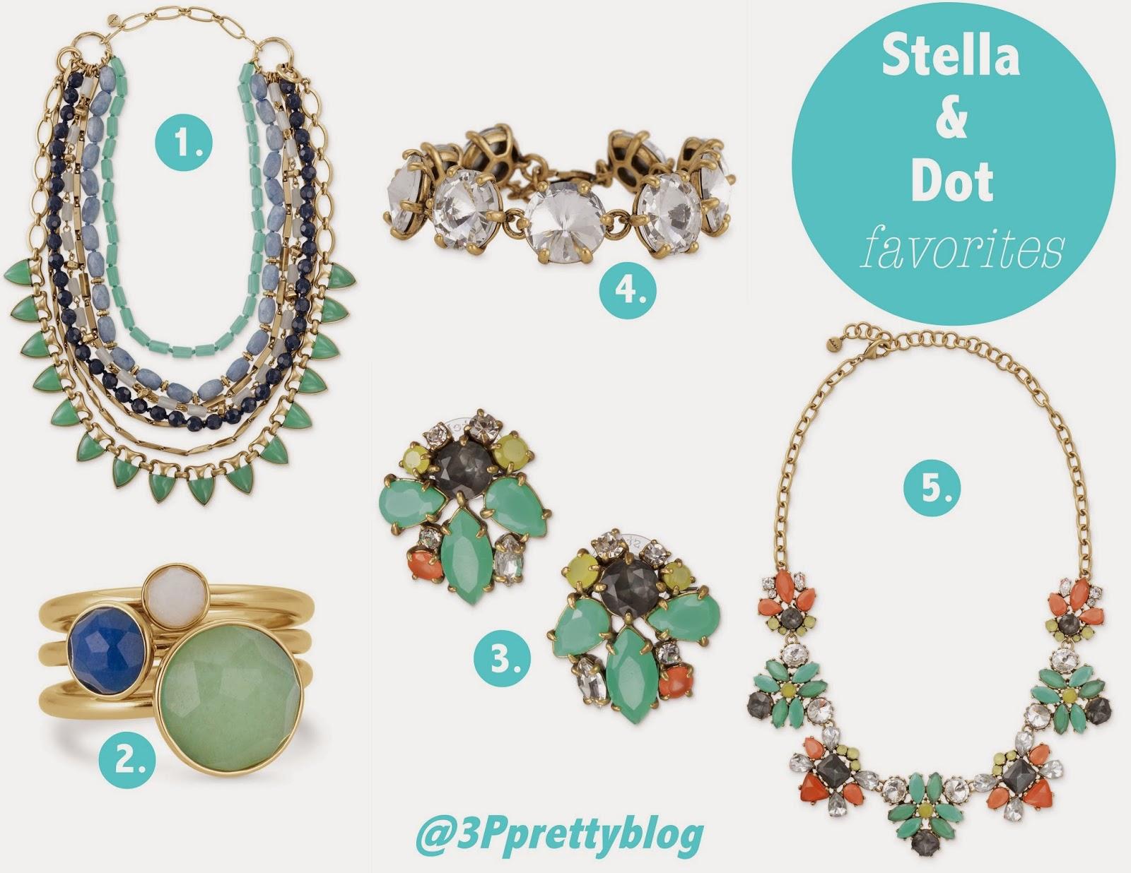 Earrings Stella Dot | Car Interior Design