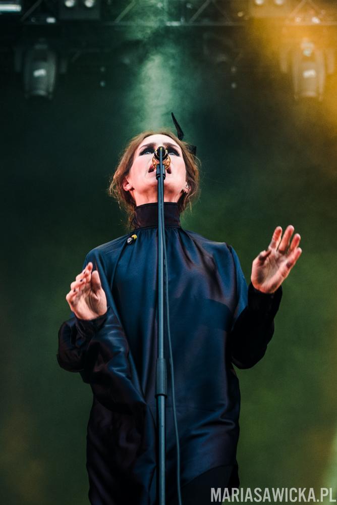 Nina Persson The Cardigans Provinssi Festivaali 2015 Seinäjoki