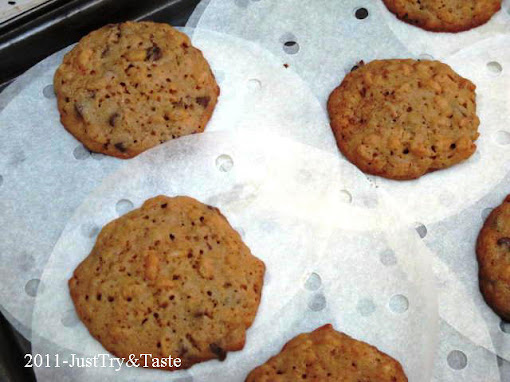 Resep Rice Crispy & Chocolate Chips Cookies