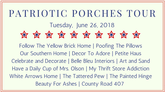 Patriotic Porches Tour
