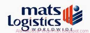 Alamat Mats Logistics Jakarta