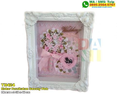 Mahar Pernikahan Sweety Pink