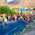 Moradores de Taperuaba, bloqueiam CE-362 em protesto contra falta de segurança