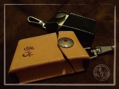前傳手作皮革: 菸盒包