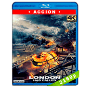 Londres Bajo Fuego (2016) HEVC H265 2160p Audio Dual Latino-Ingles