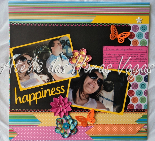 scrapbook happiness