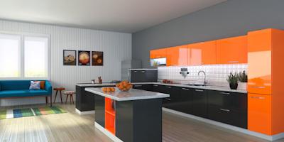 tips membuat dapur bersih dn sehat