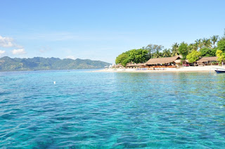 PAKET HONEYMOON GILI TRAWANGAN LOMBOK