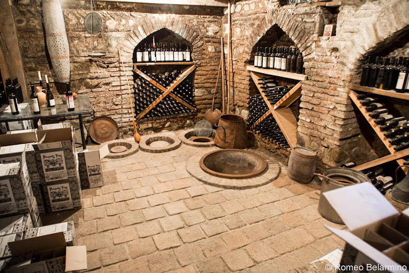 Pheasant's Tears Wine Cellar What to do in Sighnaghi Georgia