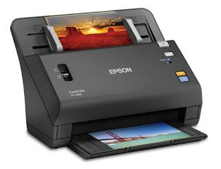 Epson FastFoto FF-640 Drivers Download