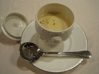 五郎島金時のポタージュスープ