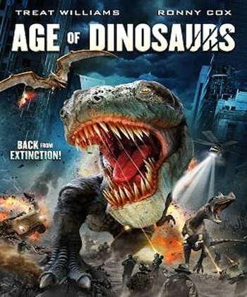 Age Of Dinosaurs 2013 Hindi 480p WEB HDRip 250mb