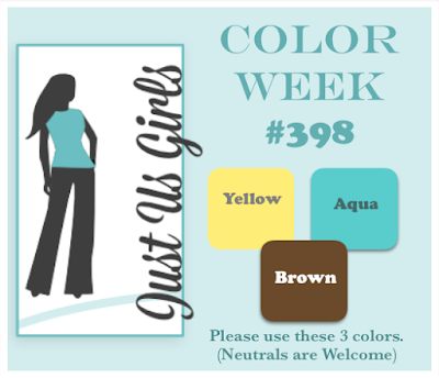 Just Us Girls #398 - Color Week