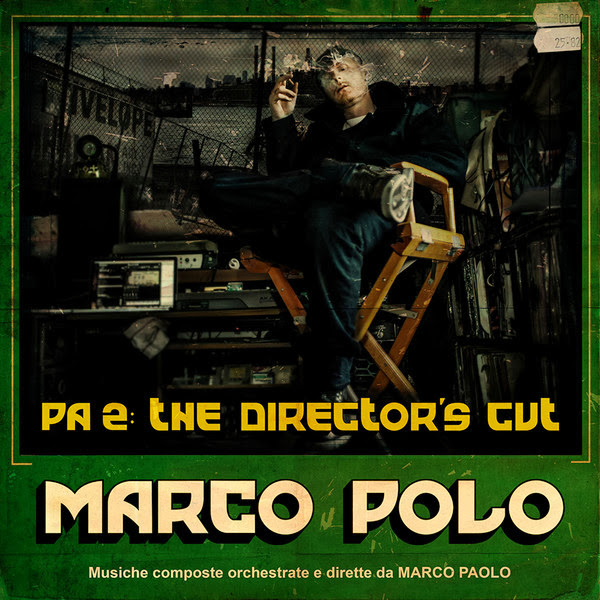 Marco Polo - PA2: The Director's Cut Cover