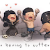 Funny & Heartwarming Illustrations About Love By A Husband