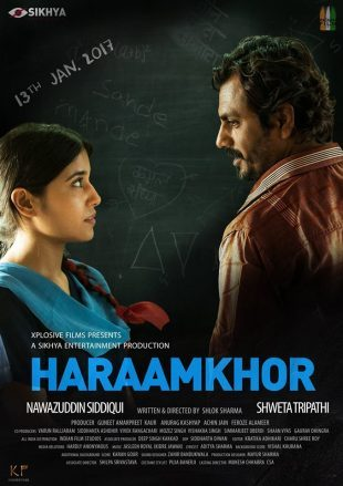 Haraamkhor 2015 Full Hindi Movie Download HDRip 480p 300Mb