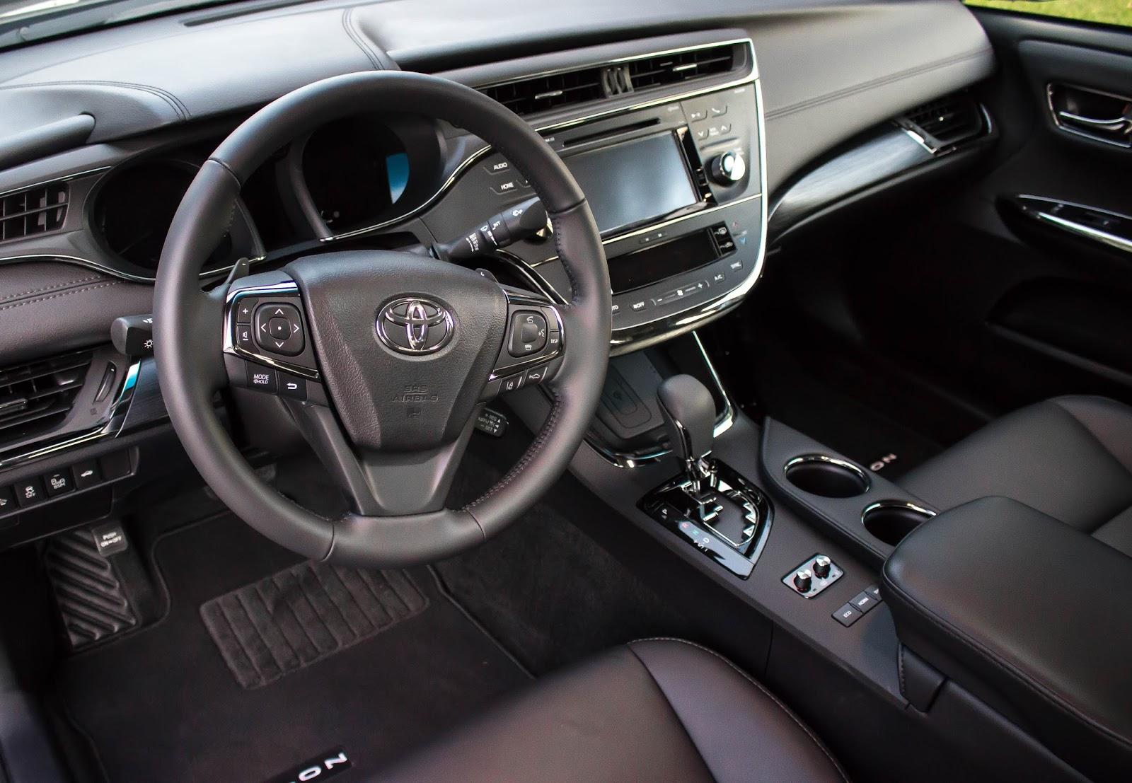 full size sedan driver seat
