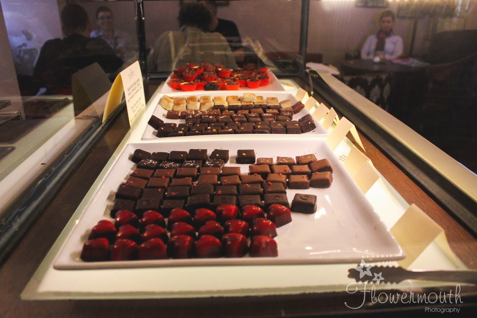 chocolate cafe Prague