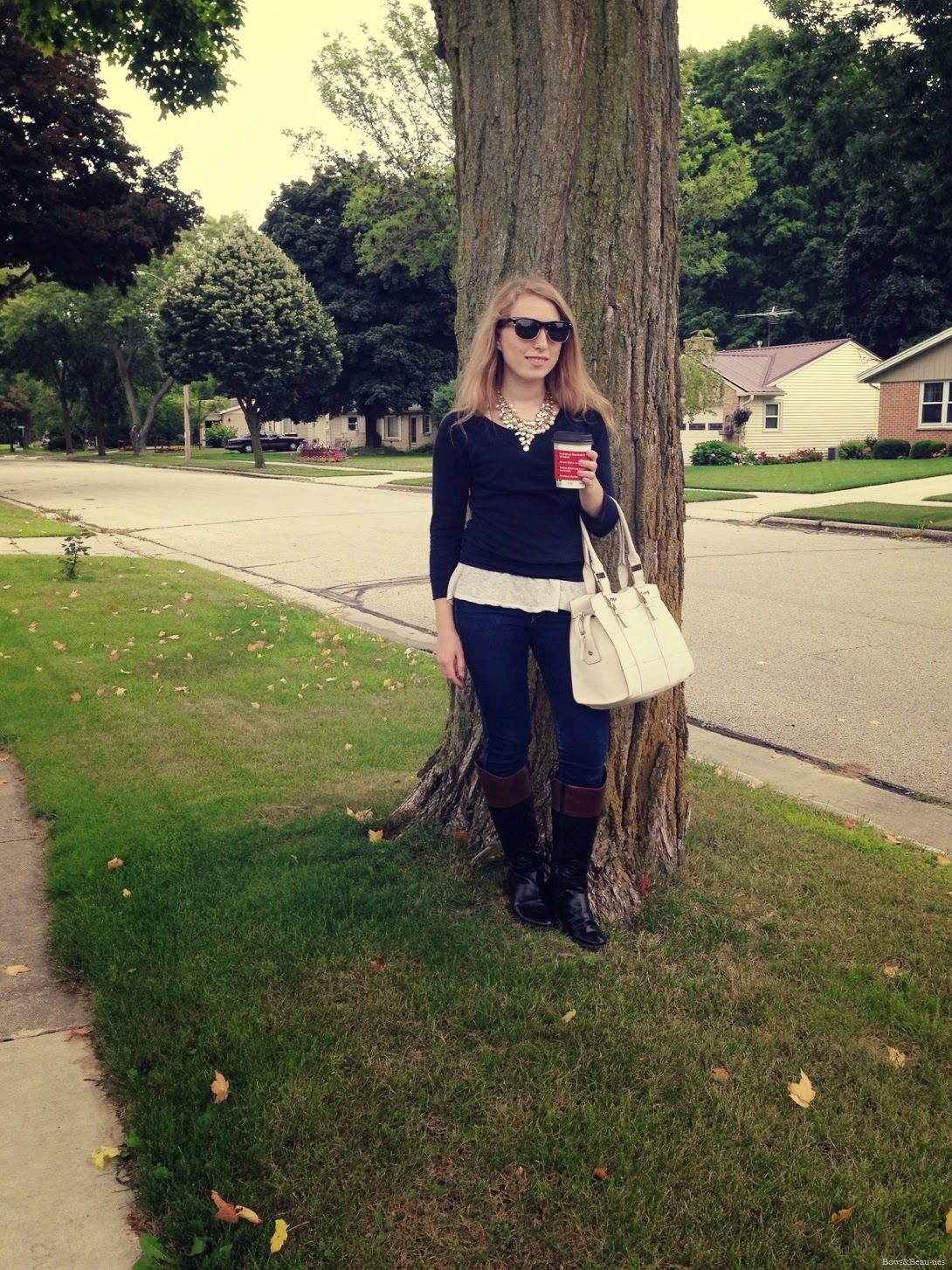 Autumn, Fall, Bath and Body Works, OOTD