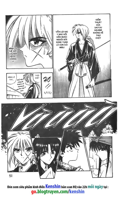 Rurouni Kenshin chap 50 trang 8