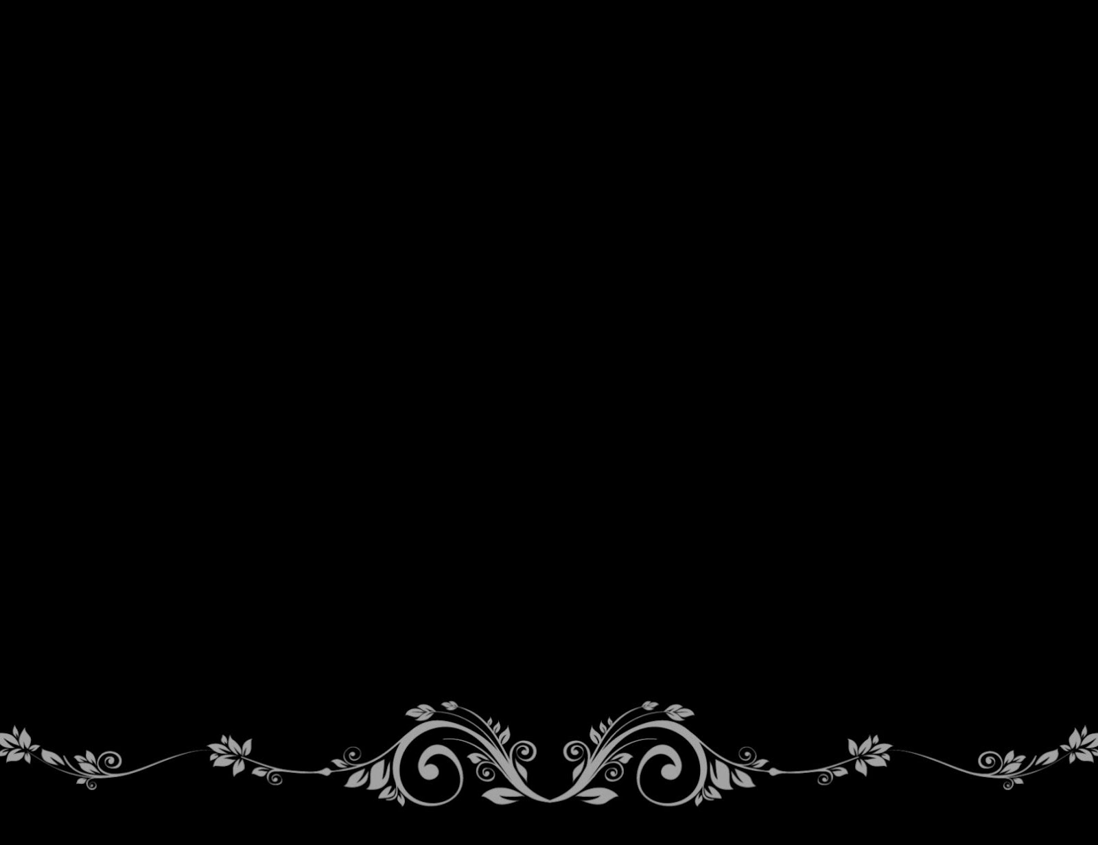 Plain Black Wallpaper Border Wallpapers Emoji