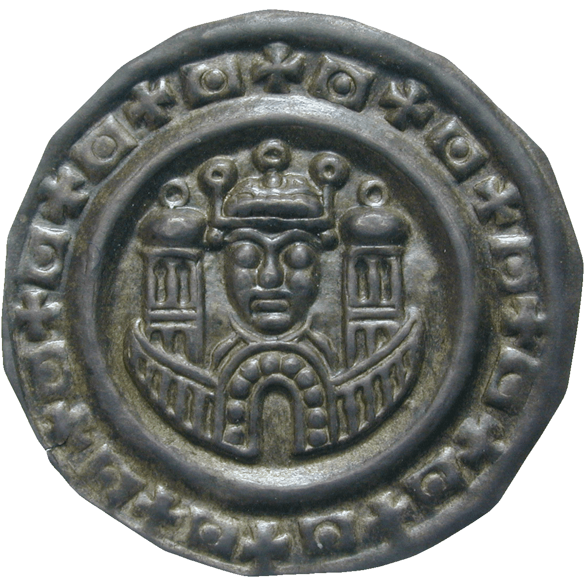 frederick ii Emperor frederick ii was one of the damned which dante must punish or absolve for the damned achievement/trophy he was encountered in the circle of heresy.