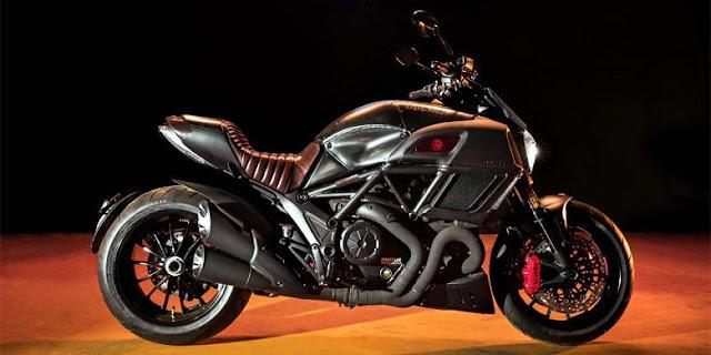"""Motor dengan edisi terbatas, Ducati Diavel """"Diesel"""""""