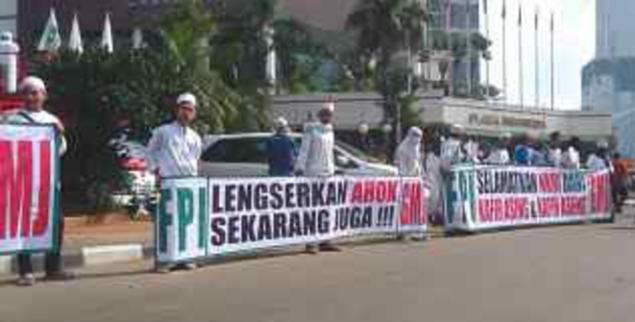 Ancaman Serius Polda Bali ke Pengelola Website FPI