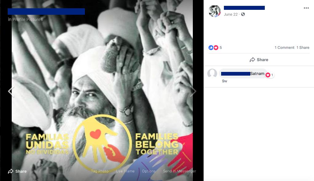 Yogi Bhajan Separates Families