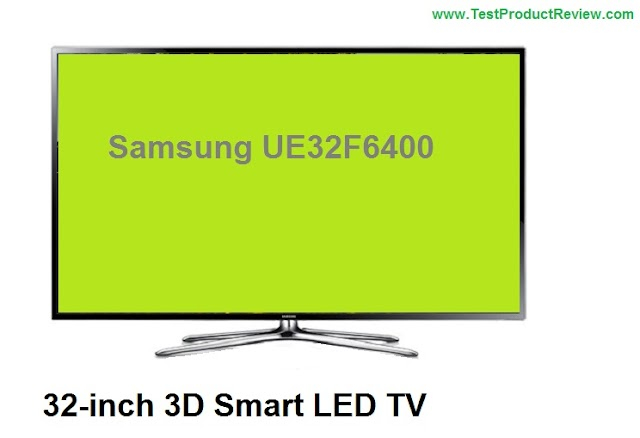Samsung UE32F6400 32-inch 3D Smart LED TV