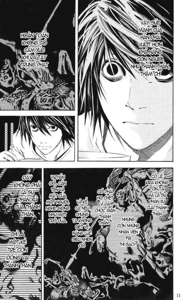 Death Note chapter 018 trang 12