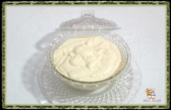Maionese de ovo semi cozido 2