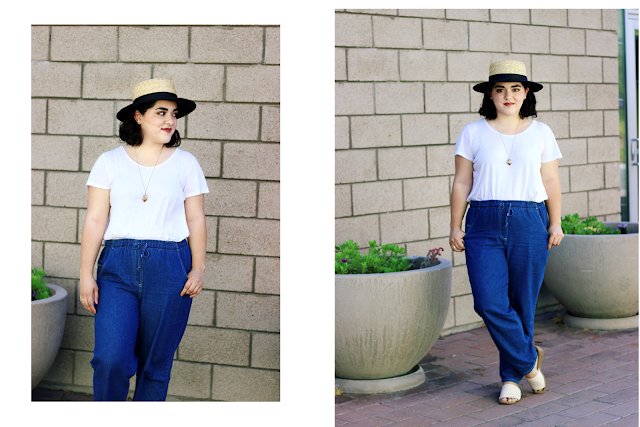 Outfit of the Day | Laidback Summer
