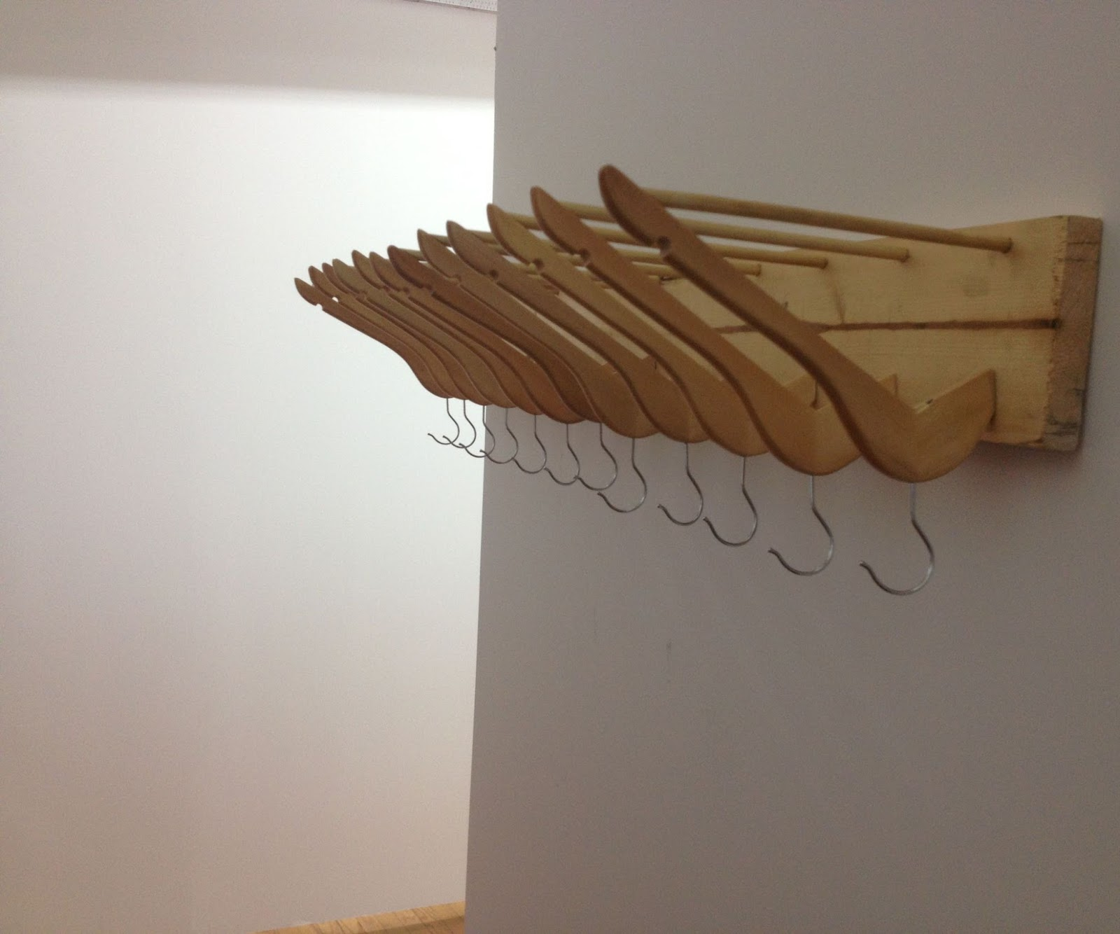 Trendy Coat Hooks how to recycle: 21 impressive diy coat hooks