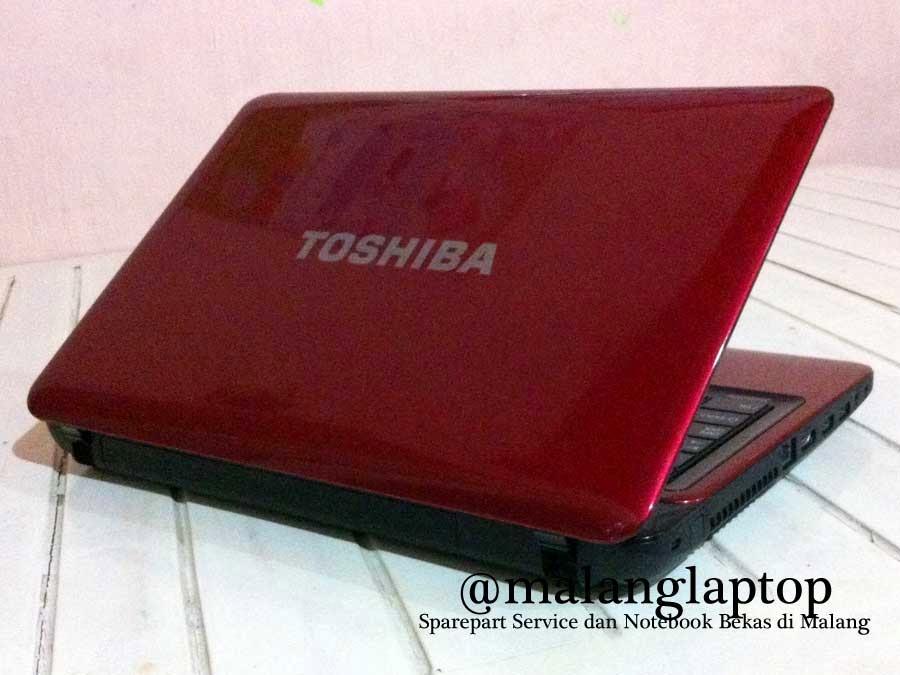 Laptop Second Toshiba L745