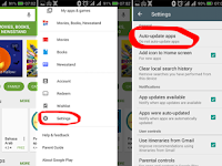 Cara Menonaktifkan Auto Update Android