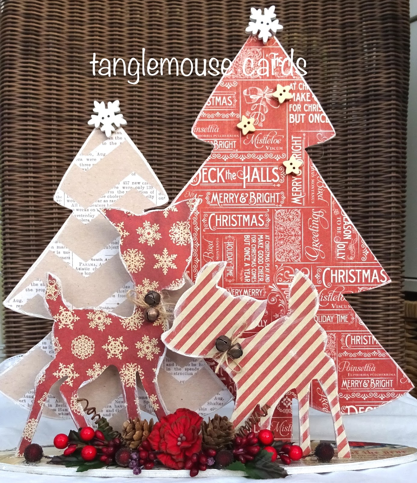 I would like to enter this project for the following challenges - Noor!  Design UK - Winter Wonderland